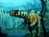 T Rex by Bob Nicholls