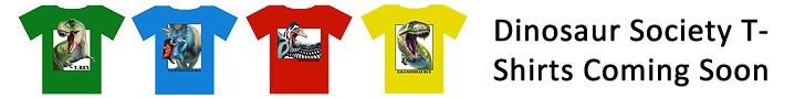 Dinosaur Society T-Shirts