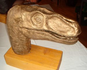 Ceri Pennington Velociraptor