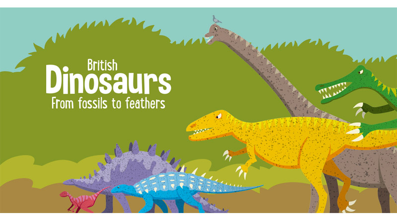 British Dinosaurs: from Fossils to Feathers at Tring Museum